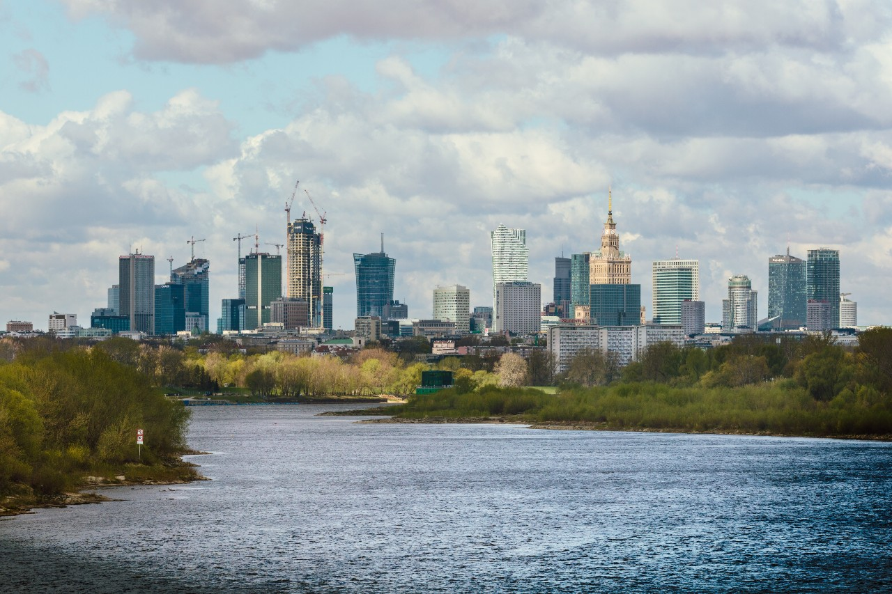 O mojej przeprowadzce do Warszawy
